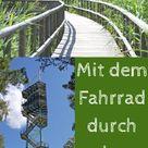 Sternradreise in der Seenplatte Müritz-Nationalpark