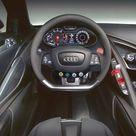 2003 Audi Le Mans Quattro - Concepts