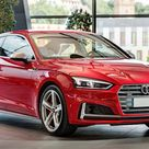 Tangorot Metallic All New Audi S5 Showcased In Neckarsulm Showroom   Carscoops