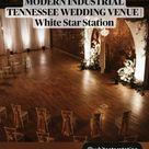 Modern Industrial Tennessee Wedding Venue | White Star Station