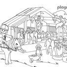 รวมภาพระบายสี Playmobil: The Movie Coloring Pages