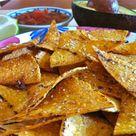 Baked Corn Tortillas