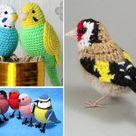 Amigurumi Vögel häkeln – Einfache & gratis Anleitung