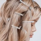 How To Pin Your Hair For Easy, Undone Waves