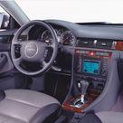 Audi allroad quattro 4.2 dashboard 03/2002