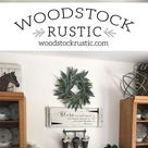 Modern Farmhouse Decor | United States | Woodsock Rustic