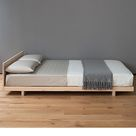 Kobe | Low Bed | Solid Wood | Natural Bed Company