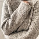 Aran Gallant Sweater Knitting pattern by caidree