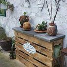 Ideen Mit Europaletten Garten   Garten Ideen