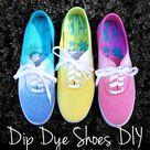 Dye Shoes