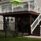 Cost to Add Deck Stairs   2021 Price Guide