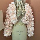 MADE to ORDER Handmade Wedding Dress Mini Plus Tail White   Etsy