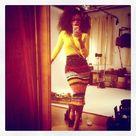 Midi Pencil Skirts