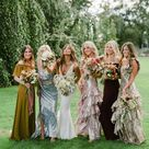 All the Details of Rocky Barnes + Matthew Cooper's Seriously Stylish + Dreamy Bohemian Wedding | Green Wedding Shoes