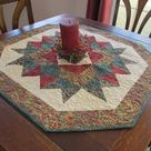 Quilted Table Toppers