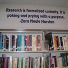 High School Libraries
