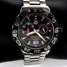 A man's Tag Heuer Formula One Chronograph wrist watch