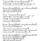 12.1 Hey Soul Sister - Train - Cover - Lyrics - Akkorde / Chords beginner guitar lesson