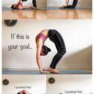 Yoga for flexible spine