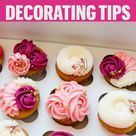 Free Easy cupcake decorating tips