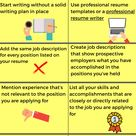 11 Powerful Resume Dos and Don'ts Tips Every Job Seeker Should Know for a Successful Job Search