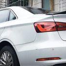 Audi 8V A3 S3 Saloon High Kick Carbon Fibre Rear Spoiler 2013   2019   S3