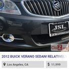 2012 BUICK VERANO SEDAN RELATIVELY LOW PAYMENTS $1,500 DRIVE OFF SPECIAL