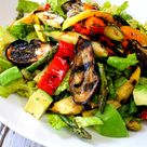 Grilled Vegetable Salads