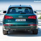Audi SQ5 3.0 TFSI 2018 Poster. ID1311207