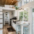 Photo 7 of 14 in A Hawaii-Based Couple Build a Luminous Tiny House in…