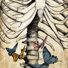 You Still Give Me Butterflies Art Print by LalalaurenGlover