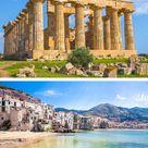 2, 3, 4 o 5 giorni in Sicilia: i migliori itinerari   Cosa vedere?   Tour Sicilia