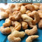 Cashew Recipes
