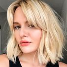 50 Trendy Haircuts and Hairstyles with Bangs in 2021 - Hair Adviser