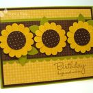Sunflower Cards
