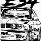 'E34 & quot; Dirty Style & quot;' Essential T Shirt by glstkrrn