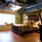 Jungle Theme Rooms