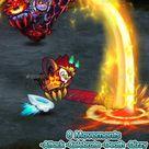 Hero 5 Sprite Set  Spine — Photoshop PSD rpg war