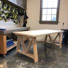 DIY Dining Table for under $100