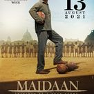 Maidaan 2022 on Theater: Release Date, Trailer, Starring and more