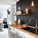 Tadaaaa - da ist sie! Unsere neue Küche...   sanvie.de