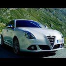 ► 2014 Alfa Romeo Giulietta   DRIVING