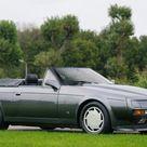 Aston Martin V8 ZAGATO Volante 1986 1990