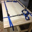 Free Plans for a DIY Farmhouse Table | EdHart.me