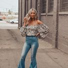 For The Flare Of It Jeans   Medium