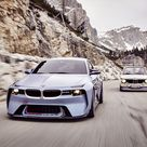 The BMW 2002 Hommage Concept is Munich's attempt to pay tribute to the original 2002tii - egmCarTech
