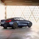 BMW 8 Series concept, 2018 Genesis G80 Sport, 2017 Porsche 911 GTS The Week In Reverse