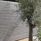 Sichtschutz Lärche Rhombus - Fertig oder Bausatz