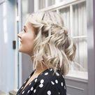 25+ heißeste Prom Frisuren für kurzes Haar    Frisuren,# #Frisuren2021
