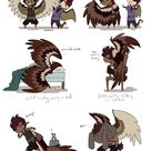 The Impracticalities of Wings by Turtle-Arts on DeviantArt